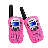 Retevis RT388 Walkie Talkies for Kids 22 Channels 2 Way Radio Kid Gift