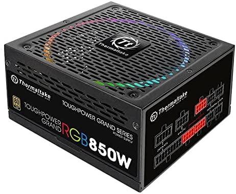 Thermaltake Toughpower Grand RGB 850W 80 Review