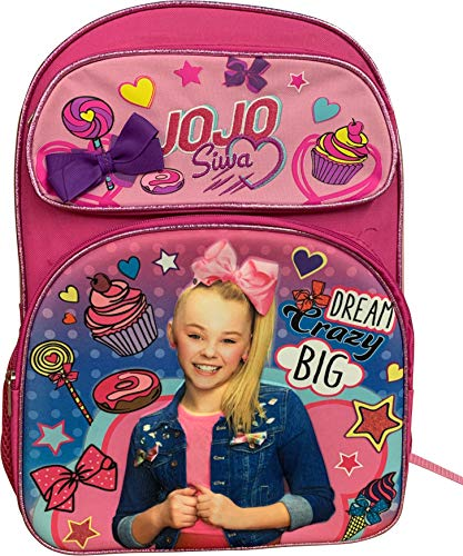 Group Ruz Nickelodeon JoJo Siwa Girl's 3D 16
