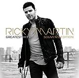 Pop CD, Ricky Martin - Greatest Hits (CD+DVD Souvenir Edition)[002kr]