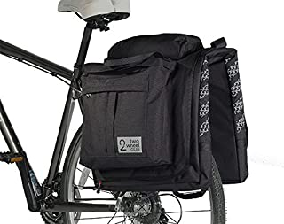 Two Wheel Gear - Classic 2.0 Garment Pannier - Waterproof Coated Premium Commuter Suit Bag