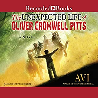 The Unexpected Life of Oliver Cromwell Pitts audiobook cover art