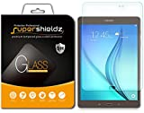 (2 Pack) Supershieldz for Samsung Galaxy Tab A 8.0 (2015) (SM-T350 Model Only) Tempered Glass Screen Protector, Anti Scratch, Bubble Free