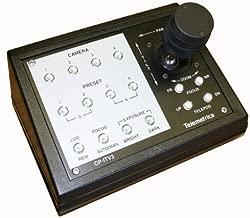 Telemetrics PTZF3 Camera Joystick Control Panel CP-ITV-D300 for Sony Camera