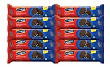 Mcvities Dark Cookies Cream, 120gm, (Pack of 10)