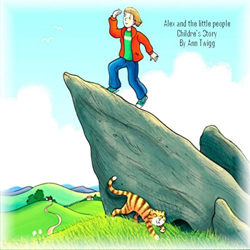Alex and the Little People audiobook cover art