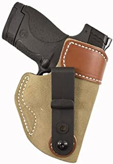 desantis s and w shield sof tuck holster