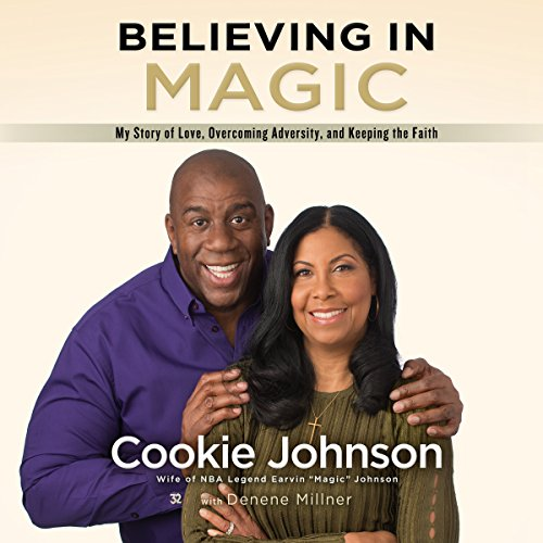 Believing in Magic audiobook cover art