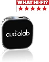Audiolab Mini 32bit Portable High-Resolution Bluetooth V4.2 Receiver Wireless hi-fi Headphone Amplifier with Integrated Audio Premium Quality