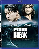 Point Break, Pure Adrenaline Edition [Blu-ray]
