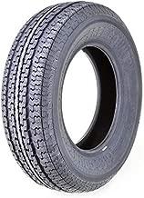 One Premium FREE COUNTRY Trailer Tire ST205/75R15 Radial 8PR Load Range D w/Scuff Guard