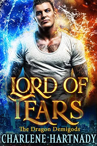 Lord of Tears The Dragon Demigods Book 8 product image