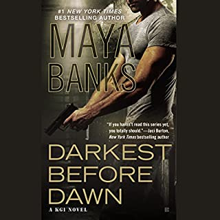 Darkest Before Dawn audiobook cover art