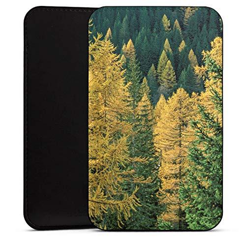DeinDesign Cover kompatibel mit Wiko Barry Hülle Tasche Sleeve Socke Schutzhülle Forest Wald Baeume