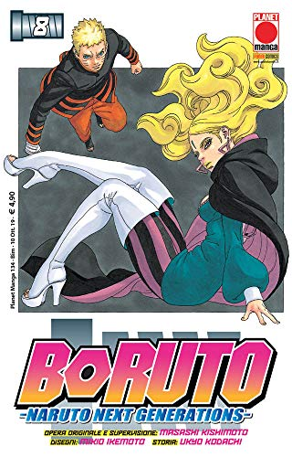 Boruto. Naruto next generations (Vol. 8)