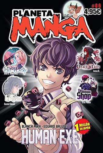 Planeta Manga nº 06 (Manga Europeo)