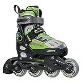 5th Element B2-100 Adjustable Kids Inline Skates Size:2-4
