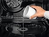 AEG CCB56400BX freistehender Elektroherd / 58L / Edelstahl und Schwarz/ 50 cm Backofen mit Glaskeramik-Kochfeld / SteamBake mit Feuchtigkeitszugabe - 9