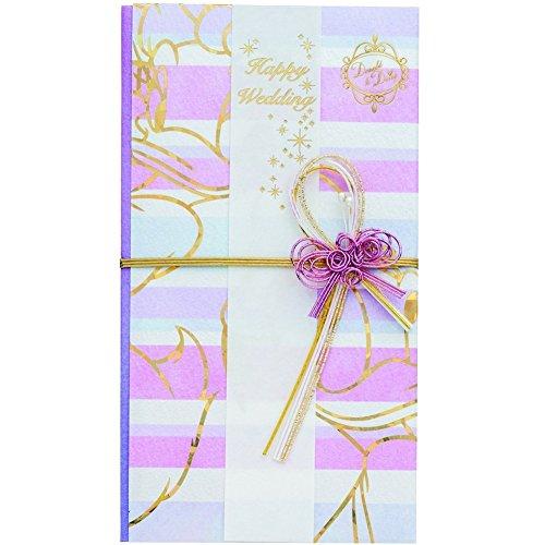 マルアイ ディズニー 祝儀袋 結婚式 デザイン ドナルド デイジー 1枚 キ-DS05