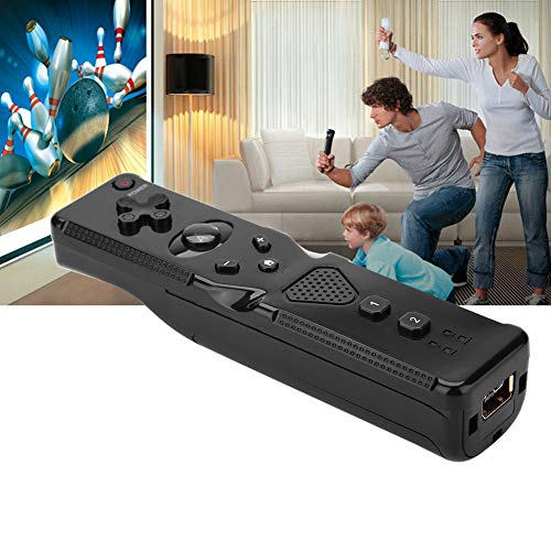 Pangding Motion Game Console, Analoge Rocker Intenser Game Experience Afstandsbediening Compatibel met Wii
