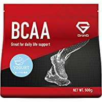 GronG(グロング) BCAA 必須アミノ酸 ヨーグルト風味 500g