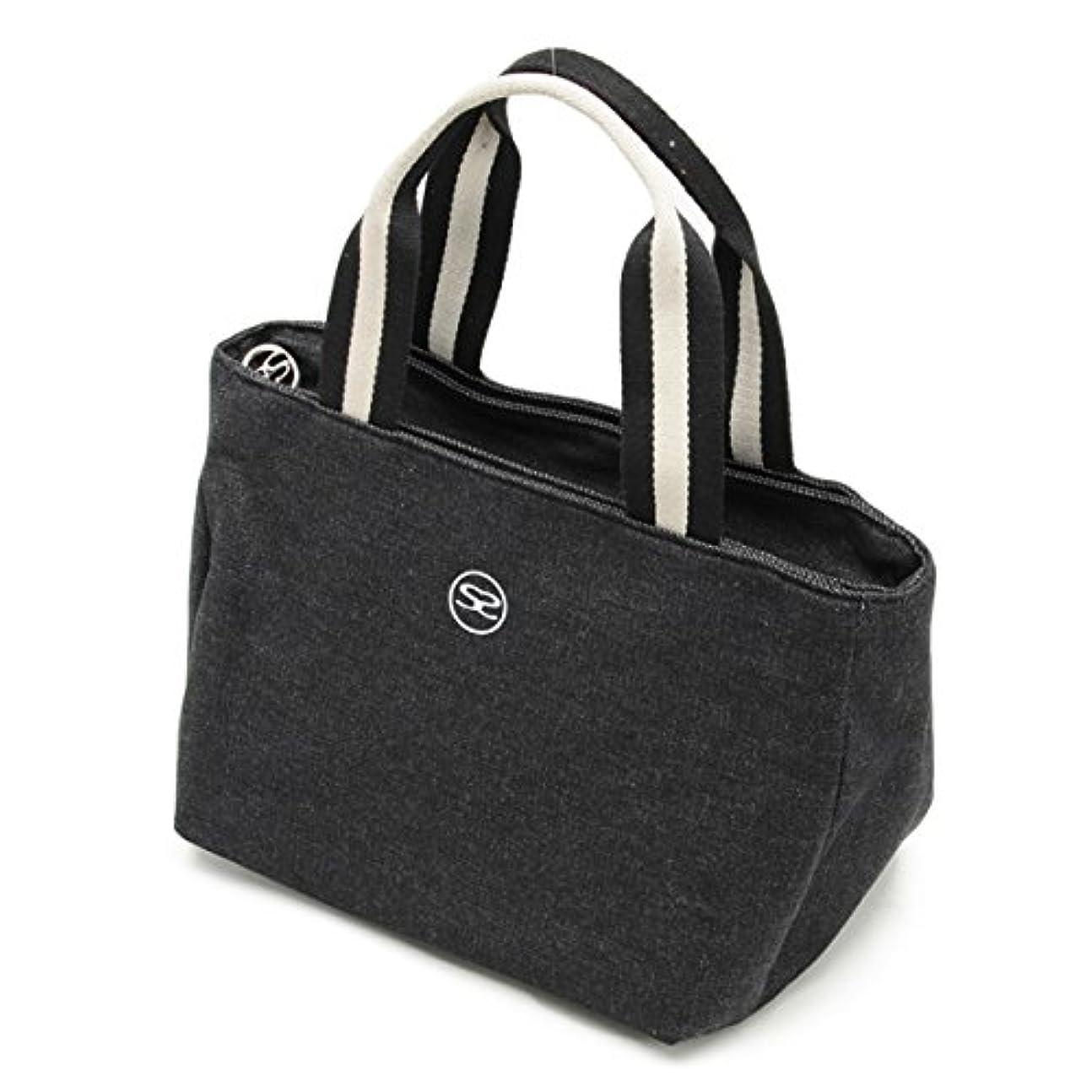 健康的ぞっとするようなオークション(サボイ)SAVOY ハンドバッグ SM1801501 ブラック