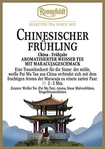 Ronnefeldt - Chinesischer Frühling - Weisser Tee - 50g - loser Tee