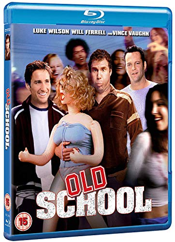 Old School [Blu-ray] [Import anglais]