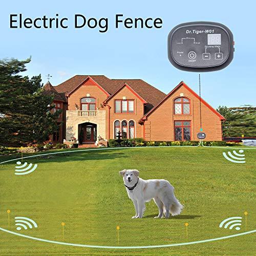 dr.tiger Electric Dog Fence