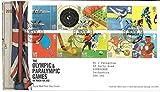 Los Juegos Olímpicos y Paralímpicos en el Camino de la Cubierta del Primer Día 2012