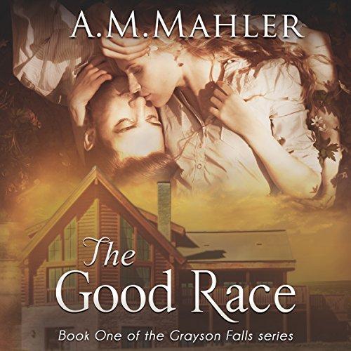 Couverture de The Good Race