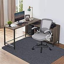 SALLOUS Chair Mat, Hard-Floor Mat for Office Home, 0.16