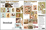 ScrapSMART - Dogs & Puppies Collection Software - Jpeg & PDF Files for Mac [Download]