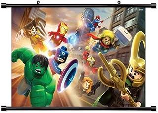 Best lego marvel superheroes poster Reviews