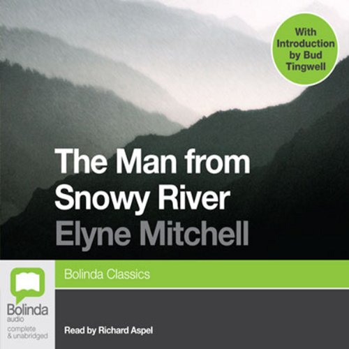 The Man from Snowy River cover art