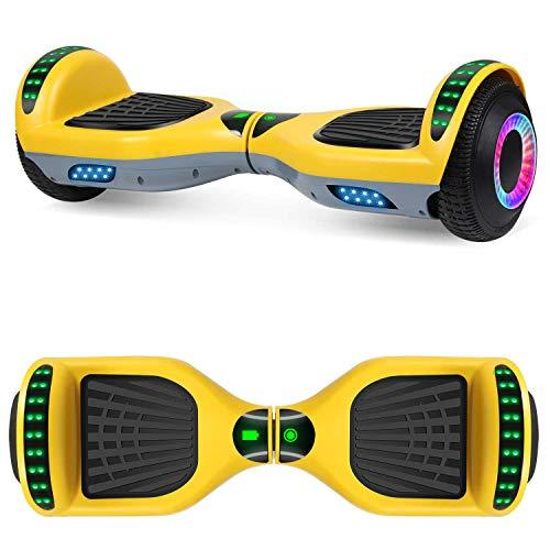 VEVELINE Hoverboard for Kids 6.5