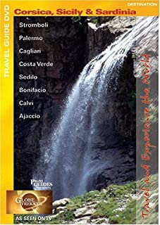 Globe Trekker - Corsica, Sicily & Sardinia