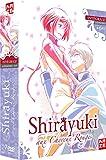 Shirayuki Aux Cheveux Rouges-Intégrale 7 DVD, Saisons 1 + 2 + OAV