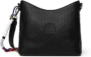 Desigual Bols_Lazarus Galati Women's Handbag, Black