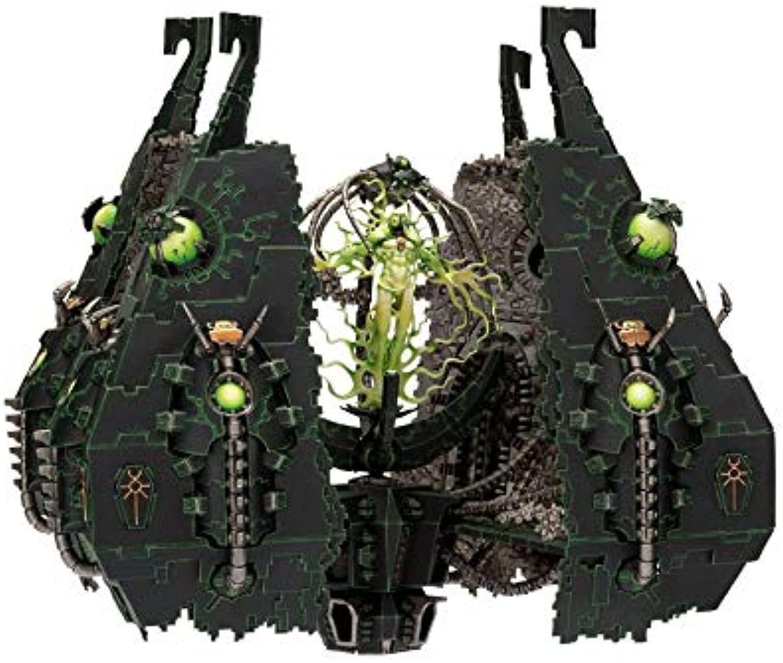 suministramos lo mejor Necron Necron Necron Tesseract Vault by Juegos Workshop  moda