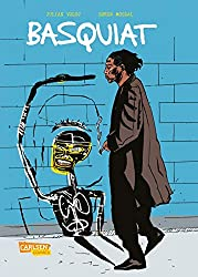 Basquiat - Julian Voloj & Sören Mosdal - Graphic Novel - Carlsen Verlag