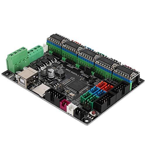 Taidda- Piezas de Impresora 3D prácticas y duraderas compatibles con G-Code, Juego de Controladores de Impresora, impresoras 3D para MKS SGen-L + LV8729