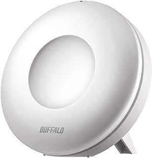 BUFFALO WiFi 無線LAN connectシリーズ 専用中継機 WEM-1266 11ac 866+400Mbps 独自メッシュ機能搭載 【iPhone8/iPhoneX/Echo メーカー動作確認済み】
