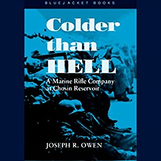 Colder than Hell cover art