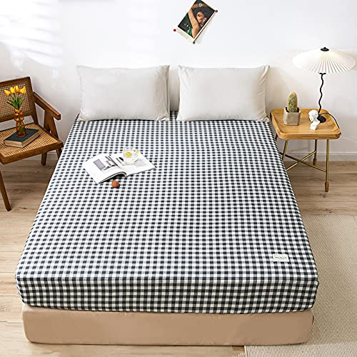 BOLO El juego de cama está hecho de tela suave, fácil de cuidar la ropa de cama, 150 cm x 200 cm + 25 cm