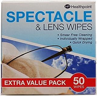 Healthpoint espectáculo y lente toallitas