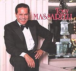 Tony Massarelli: Self Titled 1986 LP VG+/NM Canada Supra SUP-6601