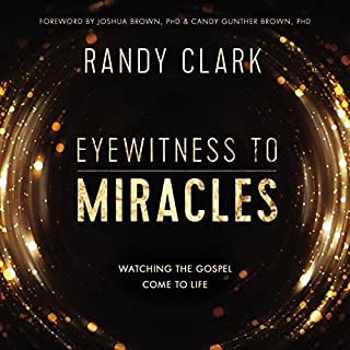 Eyewitness to Miracles cover art