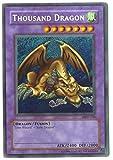 Yu-Gi-Oh! - Thousand Dragon (MRD-143) - Metal Raiders - Unlimited Edition - Secret Rare