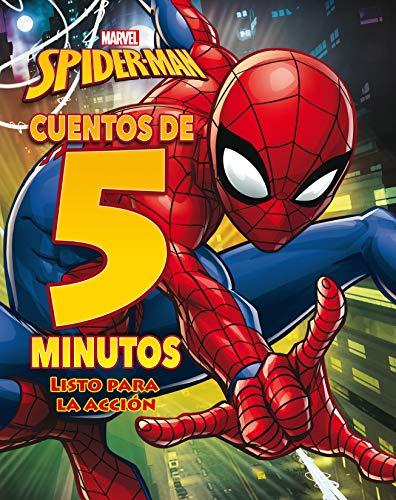 Spider-Man. Cuentos de 5 minutos. Listo para la acción